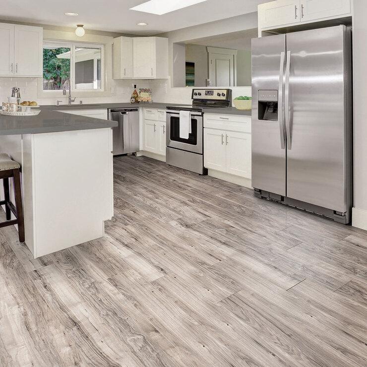 Golden Select Grey Walnut Splash, Ac5 Laminate Flooring