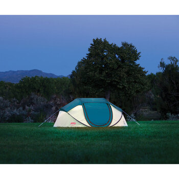 Coleman Galiano FastPitch Pop-Up 4 Person Tent