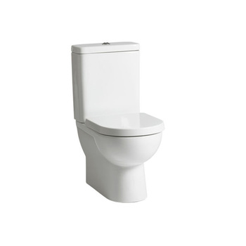 Tavistock Ivinghoe Open Back Close Couple Comfort Height WC Set