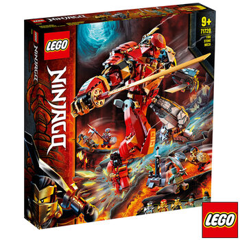 LEGO Ninjago Fire Stone Mech - Model 71720 (9+ Years)