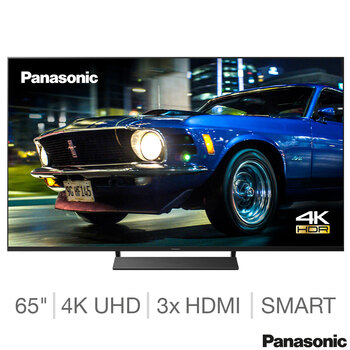Panasonic 65HX800BZ 65 Inch 4K Ultra HD Smart TV