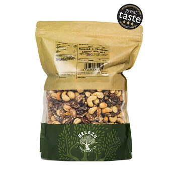 Belazu Truffle and Pecorino Luxury Nut Mix, 1.35kg