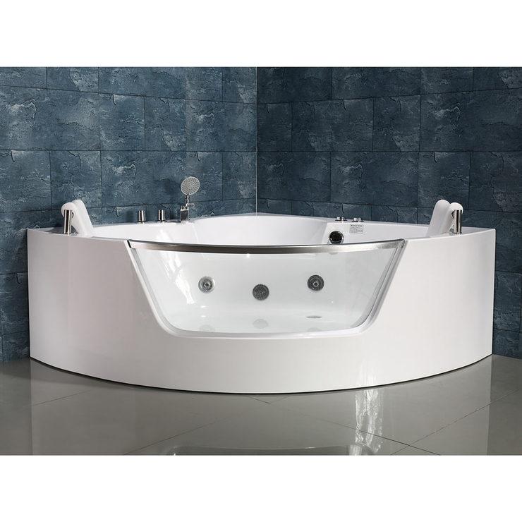 Platinum Spas Sicily 2 Person Whirlpool Bath Tub in 2 Sizes | Costco UK