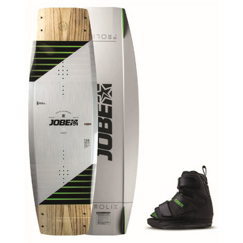 "Jobe Prolix 4ft 7"" Wakeboard 143 and Host Bindings Set"