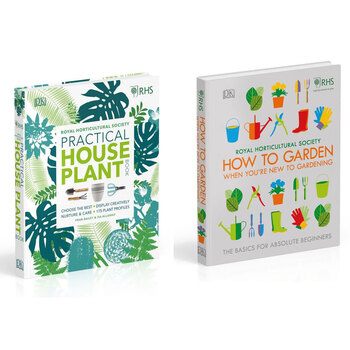 RHS How to Garden Book