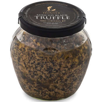 Truffle Hunter Minced Black Truffle, 480g