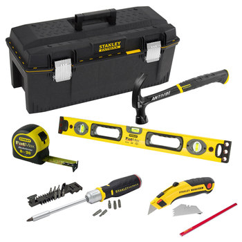 "Stanley Fatmax 28"" (71cm) Waterproof Toolbox and Hand Tools Kit"
