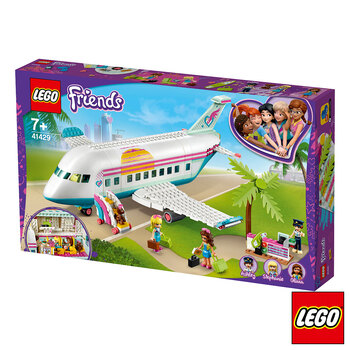 LEGO Friends Heartlake City Airplane - Model 41429 (7+ Years)