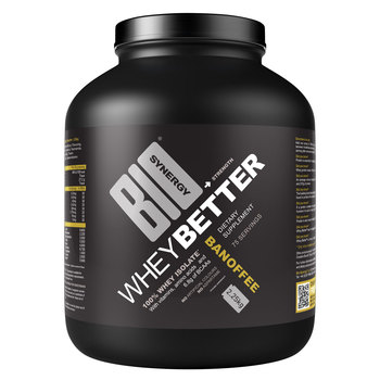 Bio-Synergy Whey Better Protein Isolate, 2.25kg in 6 Flavours