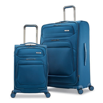 Samsonite Epsilon 2 Piece Softside Suitcase Set in 2 Colours