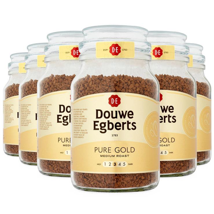 Douwe Egberts Pure Gold Instant Coffee Granules 6 X 190g Costco Uk