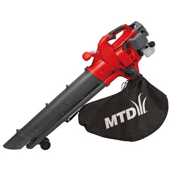 MTD 25cc Pull Start Vac-n-Blow Blower/Vac - Model BV3000G