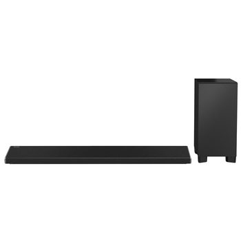 Panasonic SC-HTB690EBK Bluetooth NFC 4K Pass-Through Sound Bar with Wireless Subwoofer