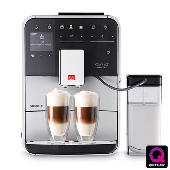 Melitta Barista T SMART Silver Bean To Cup Coffee Machine F83/0-101