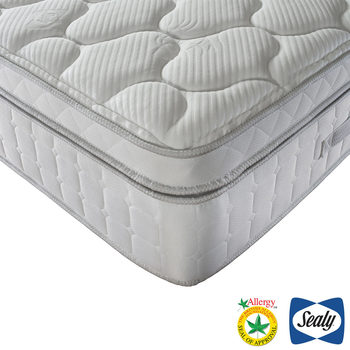 Sealy Prestige 1400 Pocket Latex Mattress in 4 Sizes