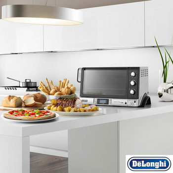 De'Longhi Pangourmet Mini Electric Oven & Bread Maker, EOB20712
