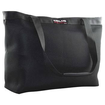 d090f24c62 Kirkland Signature Deluxe Oversize 37 Litre Mesh Shopper Tote Bag