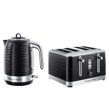 image of toaster and kettle set