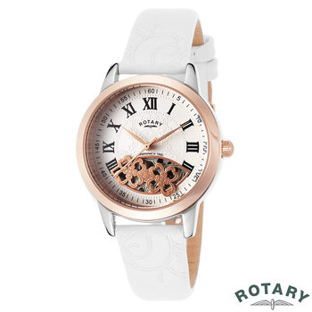 Rotary Ladies Automatic Watch LS03732/06S
