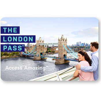"London Pass® 2 Day E-Card - including ""The View from the Shard"""