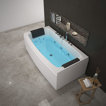 Platinum Spas Sardinia 1 Person Whirlpool Bath Tub