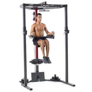 Weider Power Rack with Proform 7 in 1 Training system