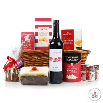 The Jolly Christmas Basket