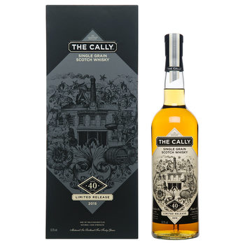The Cally 40 Year Old Single Grain Scotch Whisky: Special Release 2015, 70cl