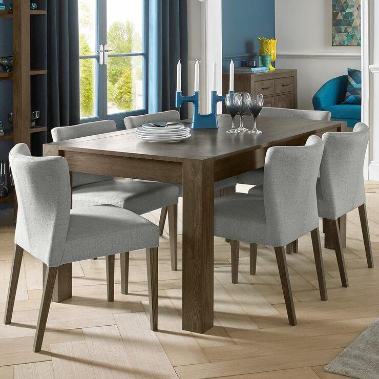 Bentley Designs Milan Dark Oak, Costco Dining Room Furniture