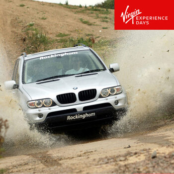Virgin Experience Days Introductory Off Road Driving (17 Years +)