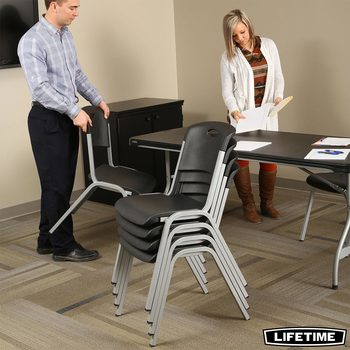 Lifetime Stacking Chair - Pack of 14