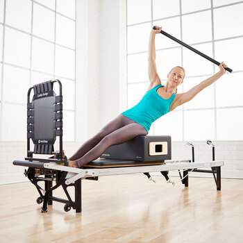 Elevated At Home SPX® Reformer Cardio Package with Digital Workouts by Merrithew™/STOTT PILATES®