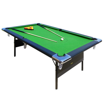 MightyMast Leisure Hustler 7ft Folding Pool Table