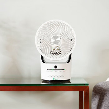 Dimplex Xpelair Cooling Desk Fan White, XP360CF