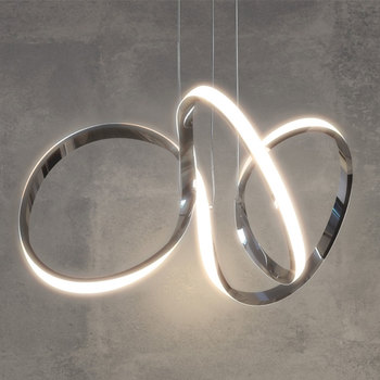 Artika Swirl LED Pendant Light