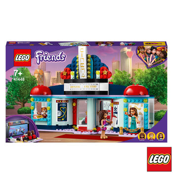 LEGO Friends Heartlake City Movie Theatre - Model 41448 (7+ Years)