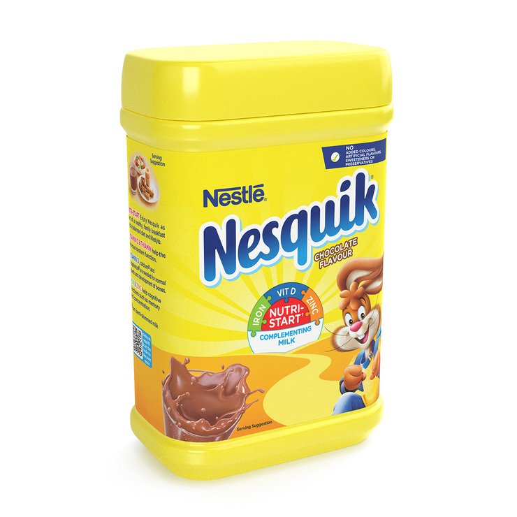 Nesquik Chocolate Powder 1kg Costco Uk