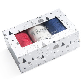 Pringle 2 x 3 Pack Women's Socks Gift Box, Assorted