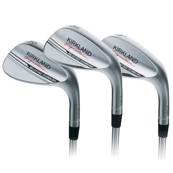 Kirkland Signature 3-Piece Golf Wedge Set