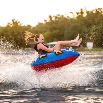 Jobe Rumble Inflatable 1 Person Towable