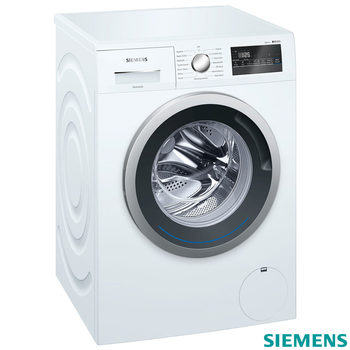 Siemens WM14N201GB IQ300, 8kg,1400rpm Washing Machine A+++ Rating in White