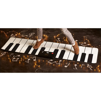 Schwarz Giant Piano Dance Mat (3+ Years)