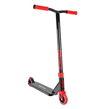 Nitro Circus CX3 Complete Stunt Scooter in Gloss Black/Red