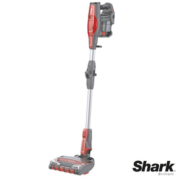 Shark DuoClean Cordless Stick Vacuum with 2 Batteries, IF250UKCO