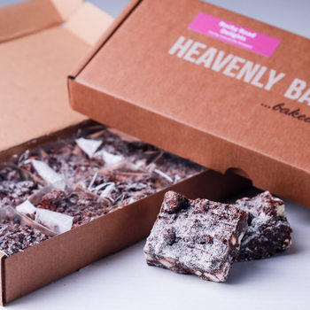 Heavenly Bakes Rocky Road Delights, 20 x 70g