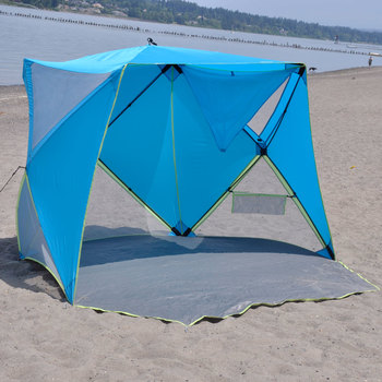Westfield 4.9 x 4.9ft (1.4 x 1.4m) Pop up Shelter with Windows