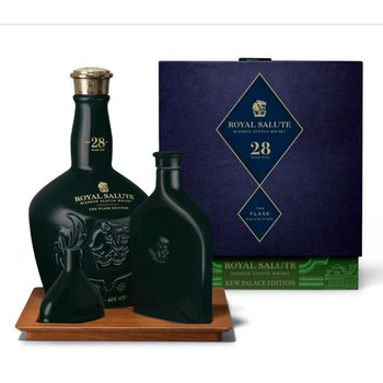 Royal Salute 28 Year Old Kew Palace Edition Whisky, 70cl