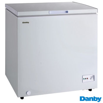 Danby DCFM049KA1WDB, 140 L Chest Freezer A+ Rating in White