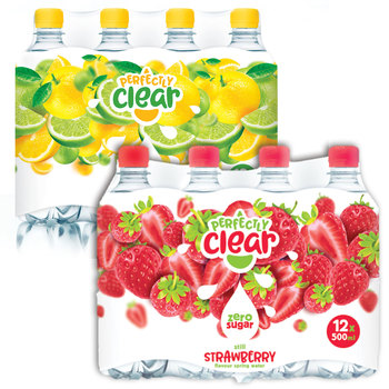 Perfectly Clear in Two Flavours, 2 x 12 x 500ml