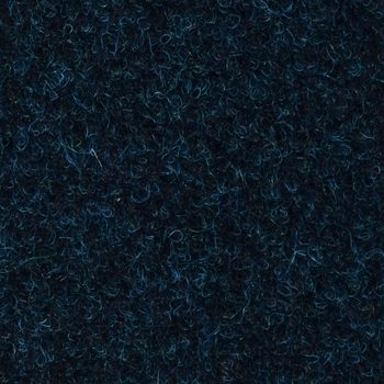 JVL Velour Carpet Tile, in Blue - 5m² Per Pack